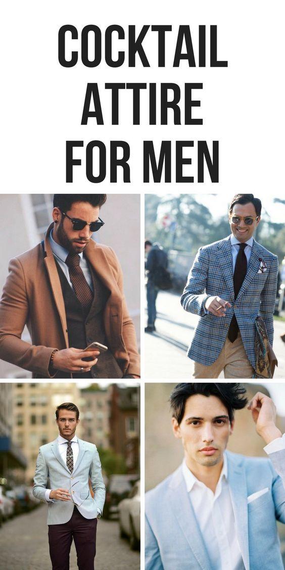 Ținuta cocktail pentru bărbați – dress code pentru nunti, petreceri și evenimente